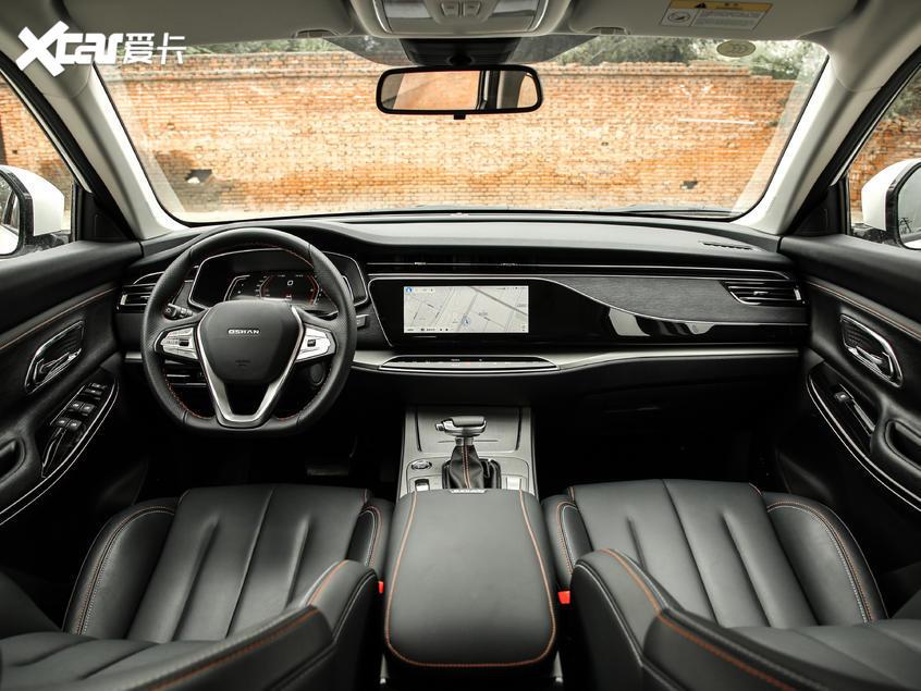 长安汽车2019款欧尚X7