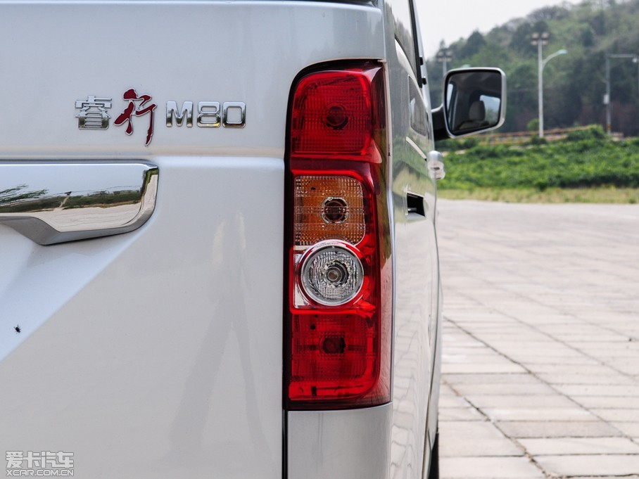 2014款睿行M801.5L 手动标准型