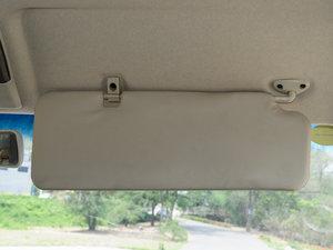 2014款1.5L 手动标准型 遮阳板