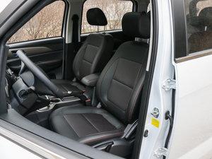 2017款1.5L 旗舰型 前排座椅