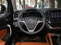 中控区长安CX70方向盘