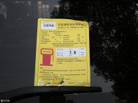 其它长安CX70工信部油耗标示