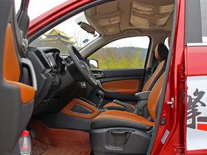 2017款1.5T 手动豪擎版 前排空间