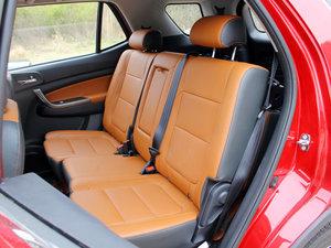 2017款1.5T 手动豪擎版 后排座椅