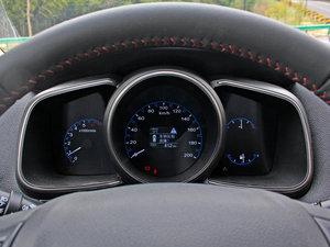 2017款1.5T 手动豪擎版 仪表