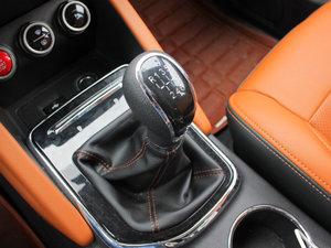 2017款1.5T 手动豪擎版 变速挡杆