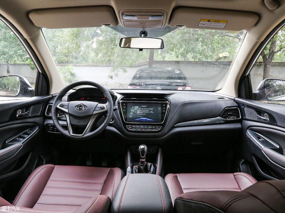 长安汽车2017款长安欧尚A800
