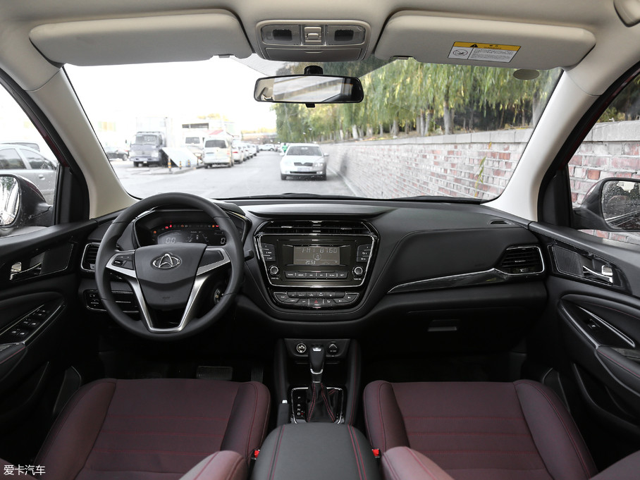 2017款长安欧尚A8001.5T 自动舒适型