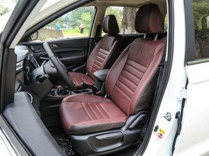 2017款1.5T 手动豪享型  前排座椅