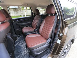 2017款1.5T 手动豪享型  后排座椅