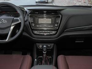 2017款1.5T 自动舒适型 中控台