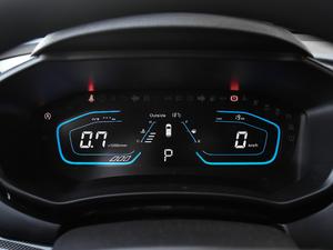 2017款1.5T 自动舒适型 仪表