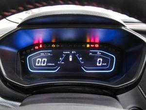 2017款1.6L 手动舒适型 仪表