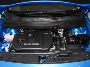 2017款1.6L 手动舒适型 发动机
