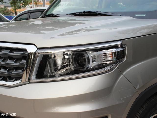 长安汽车2018款欧尚X70A