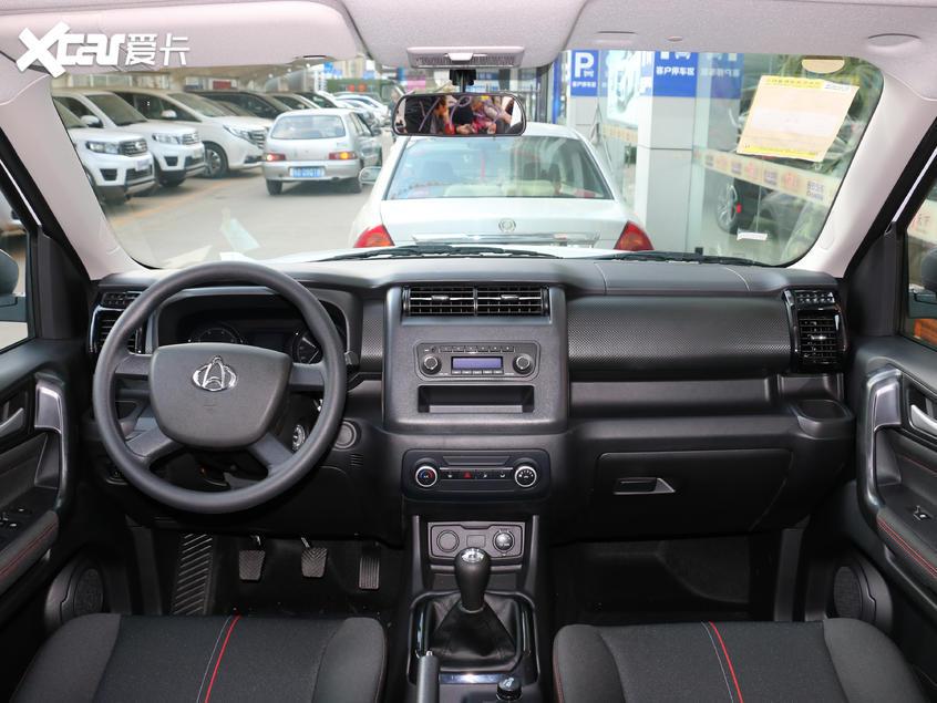 长安汽车2018款长安欧尚X70A