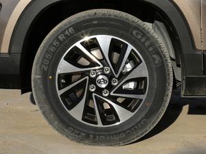 2018款1.5L 手动豪华型 轮胎