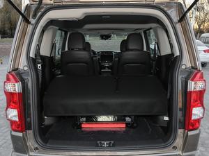 2018款1.5L 手动豪华型 后排座椅放倒