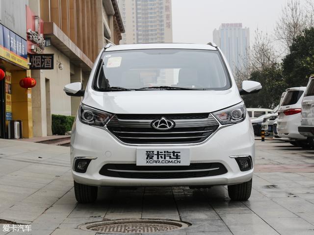 长安汽车2018款欧尚A600