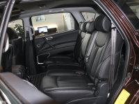 空间座椅大7 SUV后排座椅