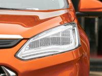 细节外观优6 SUV头灯