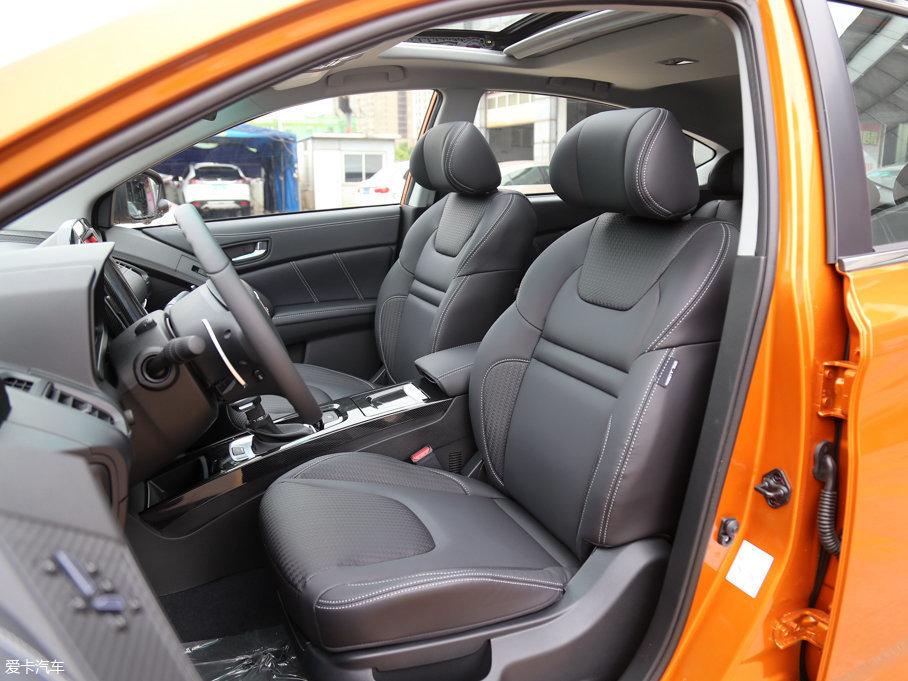 2017款优6 SUV改款 1.6T 自动旗舰型