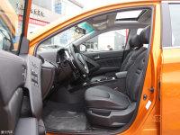空间座椅优6 SUV前排空间