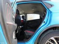 空间座椅U5 SUV后排空间