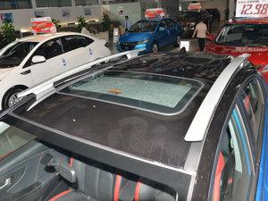 2017款1.6L CVT爵士APA版 车顶
