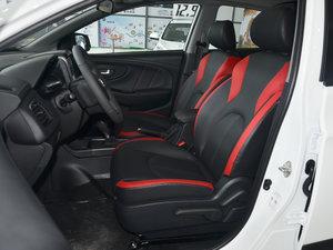 2017款1.6L CVT爵士APA版 前排座椅