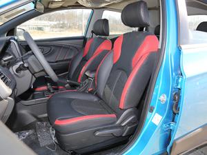 2017款1.6L 手动爵士AR+版 前排座椅