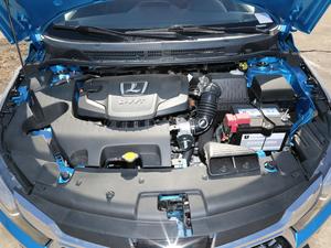 2017款1.6L 手动爵士AR+版 发动机