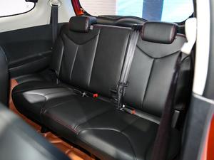 2019款1.6L CVT旗舰版 空间座椅