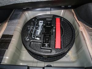 2019款1.6L XV CVT 智联豪华版(ISS) 备胎