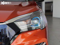 細節外觀啟辰T60 EV頭燈
