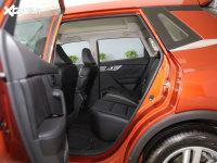 空間座椅啟辰T60 EV后排空間