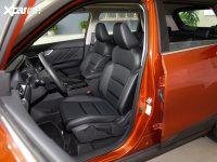 空間座椅啟辰T60 EV前排座椅