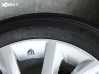 細節外觀啟辰T70輪胎尺寸
