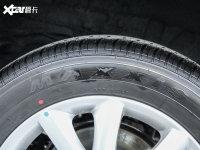細節外觀啟辰T70輪胎品牌