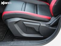 空间座椅启辰T60座椅调节