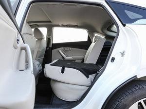 2017款2.0L CVT领尚版 后排座椅放倒