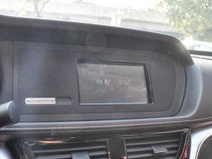 2017款2.0L 手动风尚版 中控台显示屏