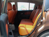 空间座椅启辰R50后排空间