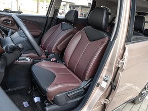 2017款1.6L XV CVT尊享版 前排座椅