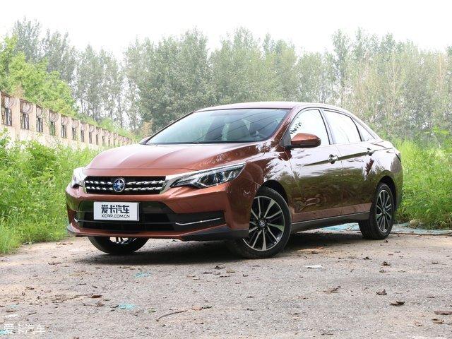 东风启辰D60-启辰D60于9月8日启动预售 广州车展上市高清图片