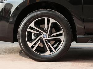 2018款低配版 轮胎