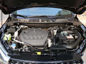 2018款低配版 发动机