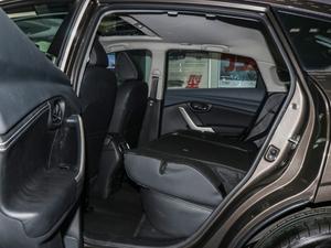 2018款2.0L CVT智联智尚版 后排座椅放倒