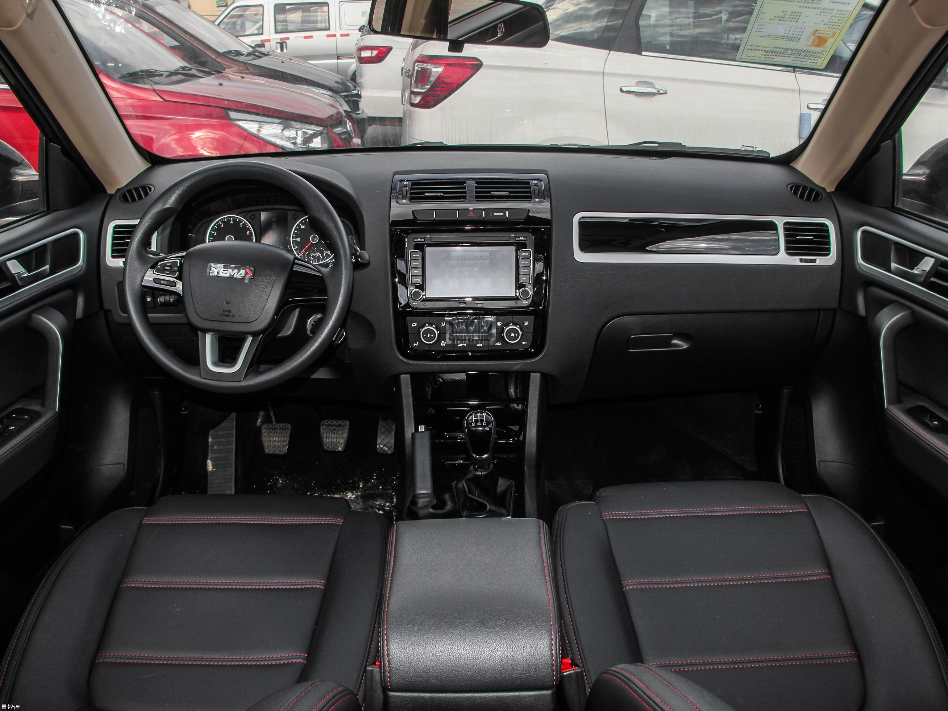 野马汽车2015款野马T70
