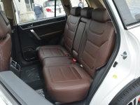 空间座椅野马T70后排座椅